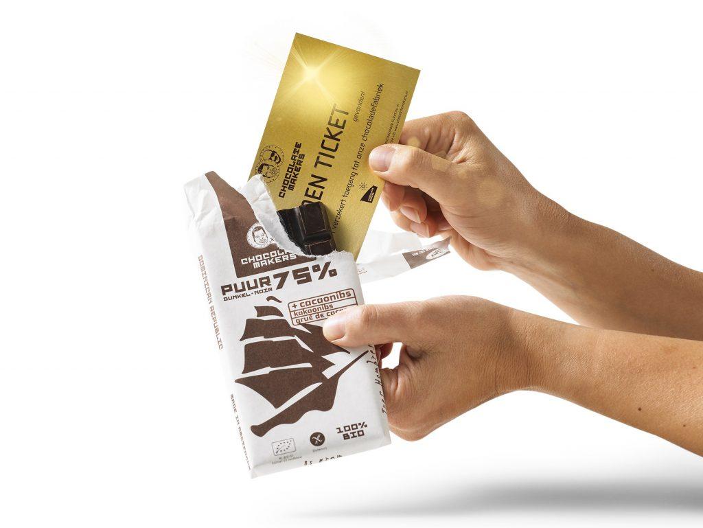 Gouden ticket actie